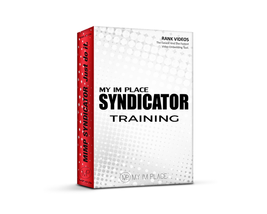 Syndicator Exclusive Training